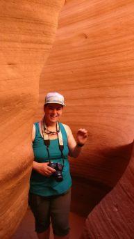 Antelope Canyon - Tamara