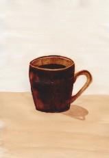 Coffee Mug, coffee, $25.00