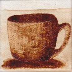 "Coffee Mug (2""x2"",) coffee, $15.00"
