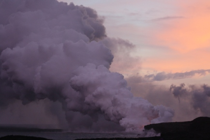 Big Island, HI, Lava Flow, digital photography, prices starting at $25.00