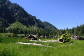 Heather Lake, WA, digital photography, prices starting at $25.00