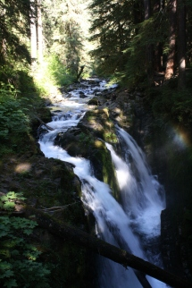 Sol Duc Falls, Olympic NP, digital photography, prices starting at $25.00
