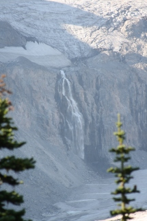 Mount Rainier National Park Waterfall, digital photography, prices starting at $25.00