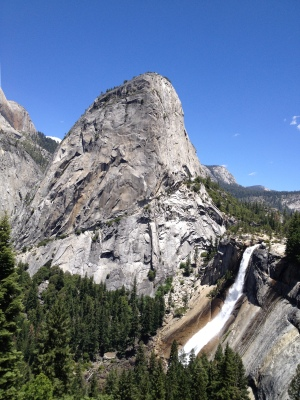 Nevada Falls, Yosemite NP, digital photography, prices starting at $25.00