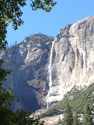 Yosemite Falls, Yosemite NP, digital photography, prices starting at $25.00
