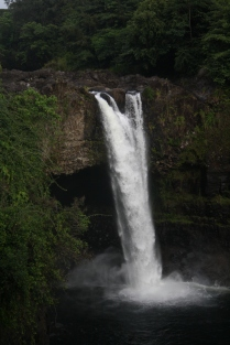 Rainbow Falls, Big Island, Hawaii, digital photography, prices starting at $25.00