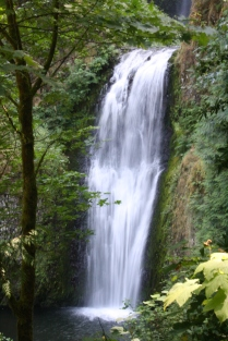 Lower Multnomah Falls, Columbia Valley Gorge, digital photography, prices starting at $25.00