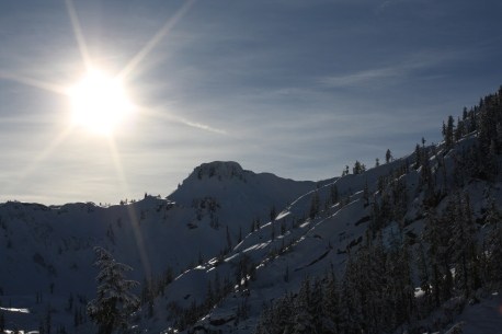 Mount Baker Ski Area, digital photography, prices starting at $25.00