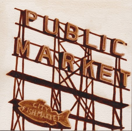 Public Market, coffee