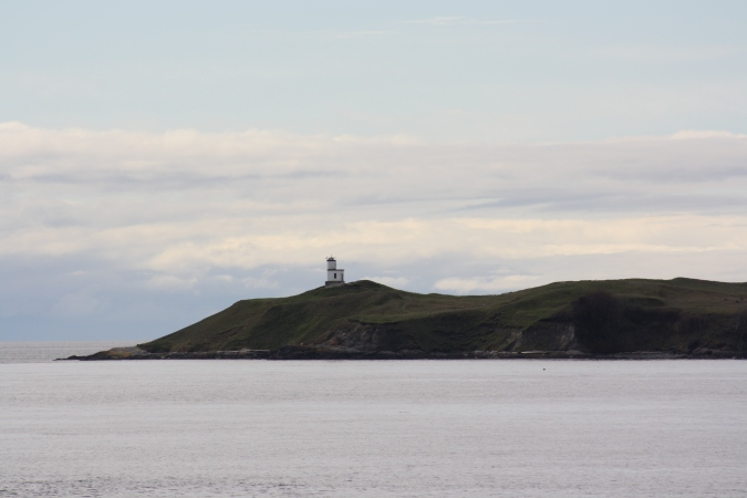Cattle Point Lighthouse, San Juan Island, WA