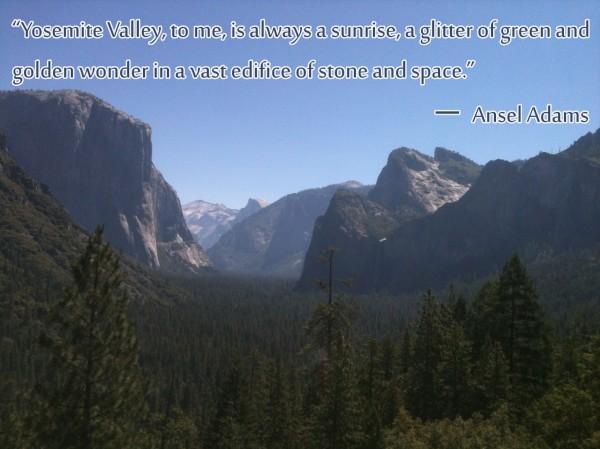 Yosemite Valley National Park, CA