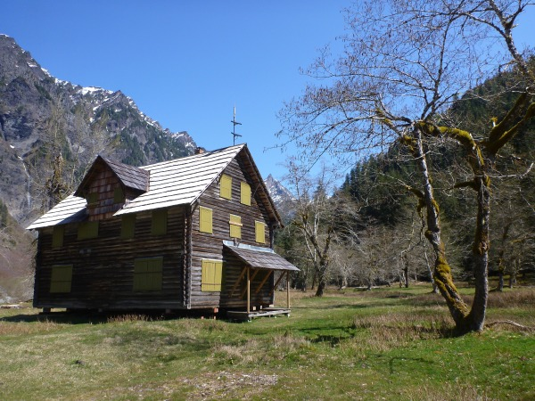 Enchanted Valley Chalet, Olympic National Park