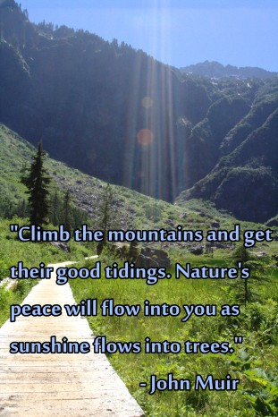 Heather Lake Trail, Mount Baker – Snoqualmie National Forest, WA