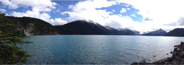 Garibaldi Lake, Garibaldi Provincial Park, BC, Canada