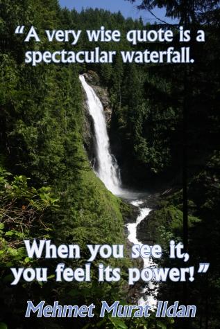 Wallace Falls, Wallace Falls State Park, WA