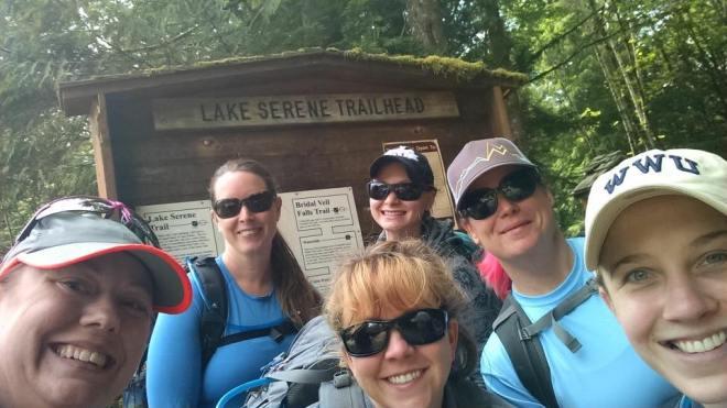 Lake Serene group